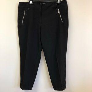 White House Black Market Cropped Pants Size 12